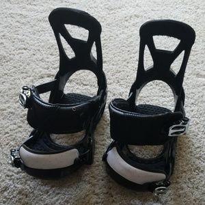 Burton Custom Bindings